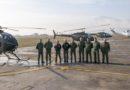 Frosinone: al 72° Stormo arrivati i primi elicotteri dell'Aves