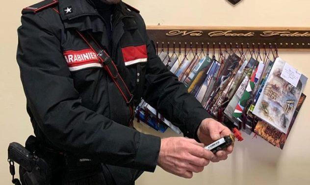 carabiniere spray peperoncino il corriere della provincia