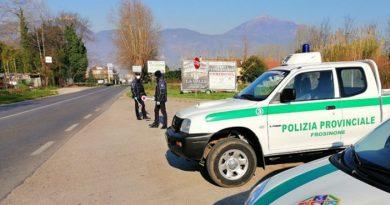 polizia provinciale strade controlli il corriere della provincia