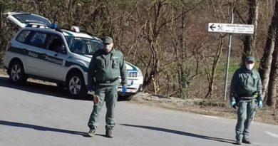 controlli polizia provinciale il corriere della provincia