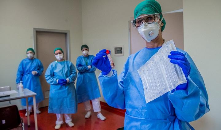 medici mascherine contagi coronavirus il corriere della provincia