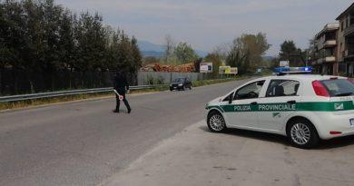 polizia provinciale controlli il corriere della provincia