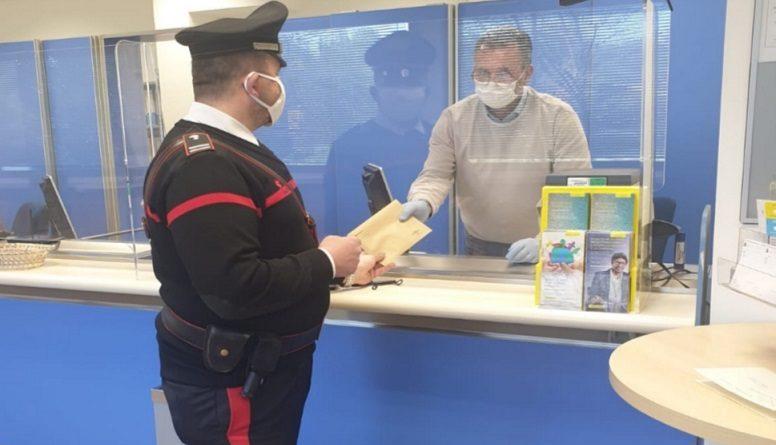 carabiniere poste ceprano il corriere della provincia