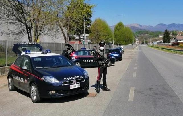 controlli carabinieri il corriere della provincia