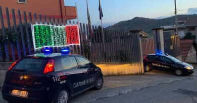 stazione carabinieri arce il corriere della provincia