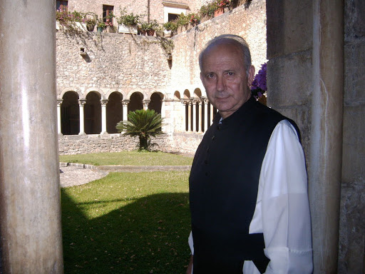 padre eugenio romagnuolo abate casamari il corriere della provincia