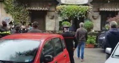 osteria panzini protesta il corriere della provincia