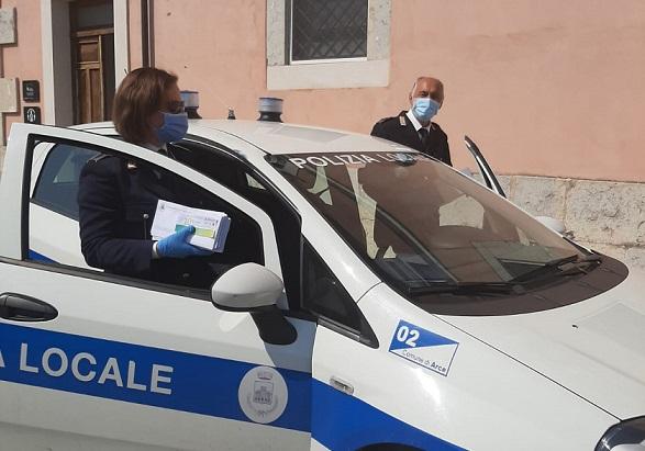polizia locale buoni il corriere della provincia