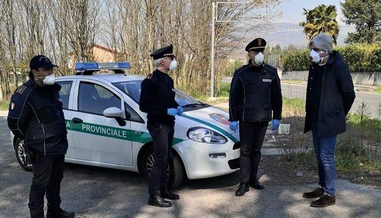 polizia provinciale pompeo il corriere della provincia