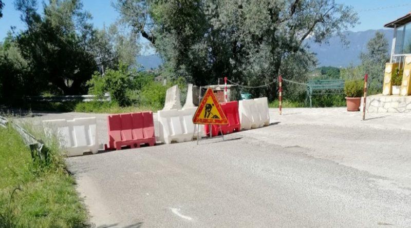 lavori strada provinciale veroli il corriere della provincia