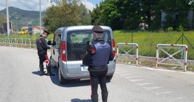 controlli carabinieri cassino il corriere della provincia
