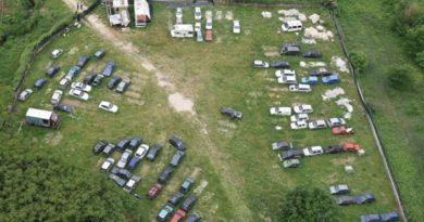 discarica auto carcasse il corriere della provincia