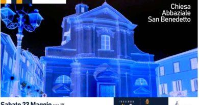 Frosinone, visite guidate virtuali: sabato la Chiesa Abbaziale di San Benedetto