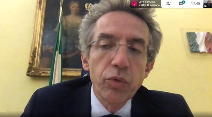 gaetano manfredi ministro il corriere della provincia