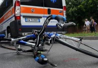 Cassino: investe ciclista e fugge. Rintracciato e denunciato