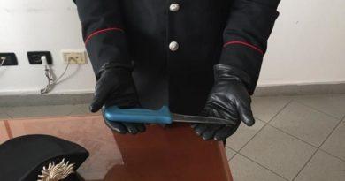 coltello il corriere della provincia