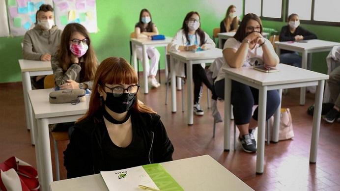 mascherine classe il corriere della provincia
