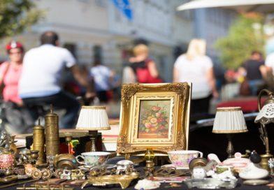 Cassino: da domani torna il mercatino dell'antiquariato