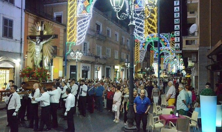 processione ss.crocifisso