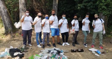 world cleanup day frosinone