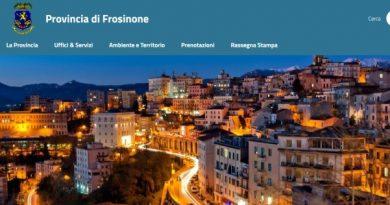 sito provincia frosinone