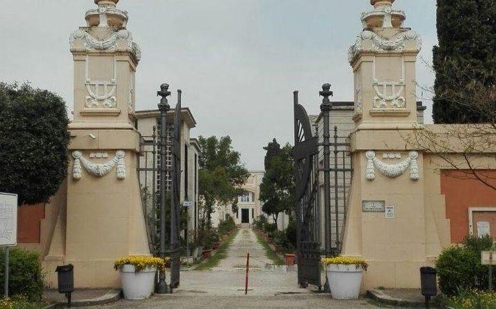 cimitero comunale frosinone