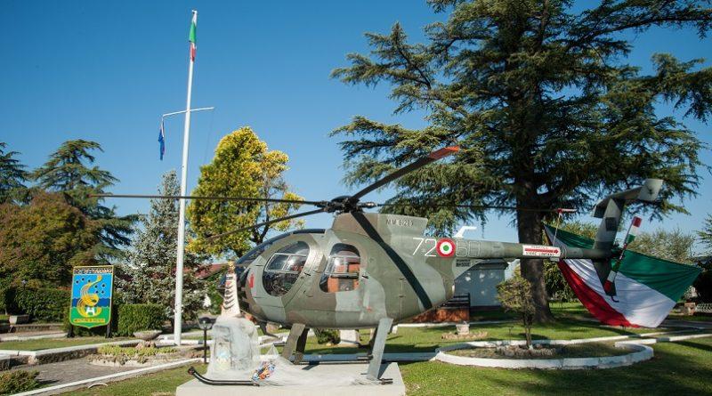 elicottero 72° stormo Frosinone