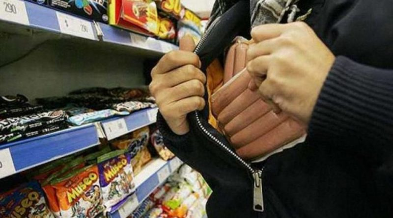 ladro alimenti