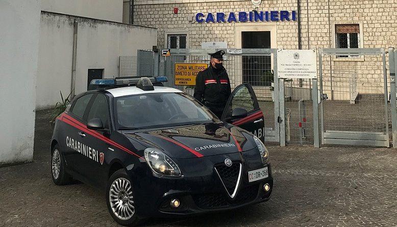 carabinieri cassino