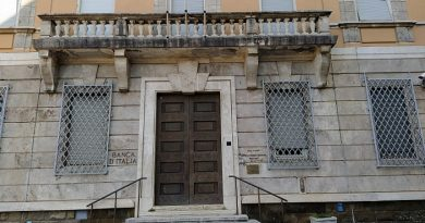 frosinone banca d'italia