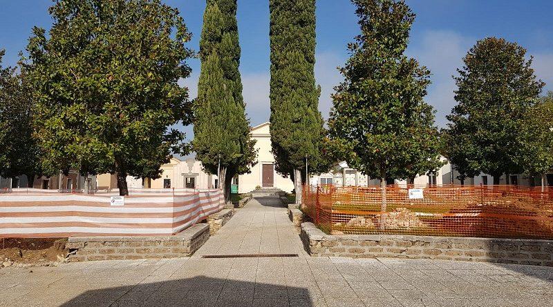 cimitero arce