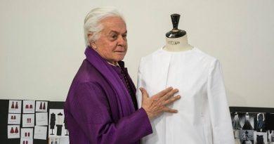 L'arte dello stilista Roberto Capucci sceglie Isola del Liri