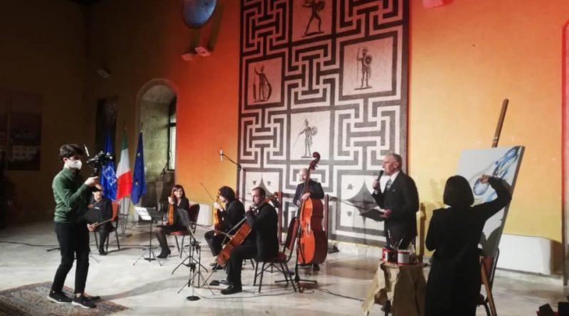 concerto epifania palazzo ducale atina