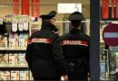Ladre violente al supermercato: due arresti a Cassino