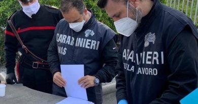 carabinieri aziende controlli