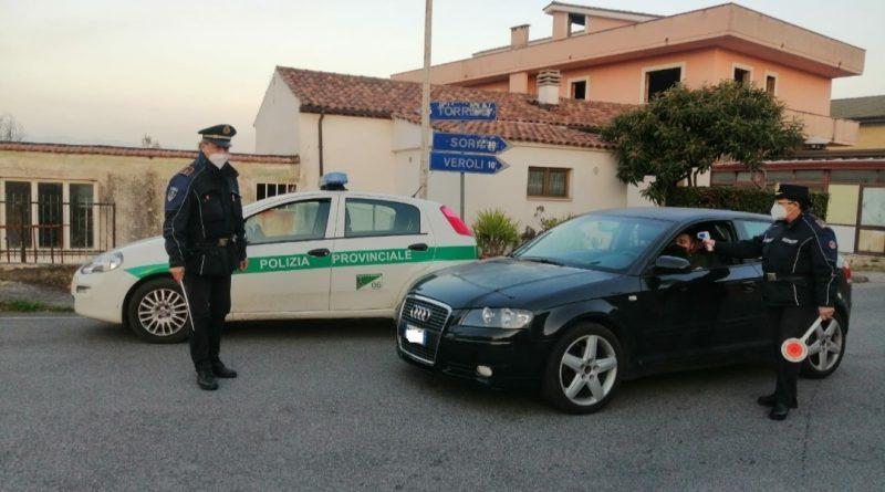 polizia provinciale torrice