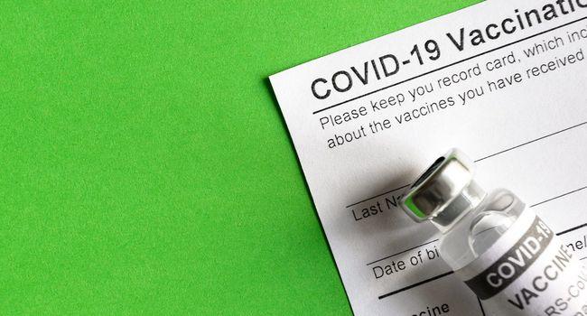 green card vaccini
