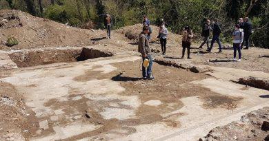 Frosinone: avanti con il percorso archeologico