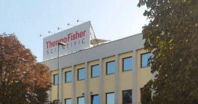 Ferentino, Thermo Fisher investe 130 milioni di euro con il sostegno di Invitalia
