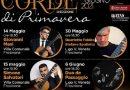 """Frosinone, al via la III edizione del Festival """"Corde di Primavera"""""""