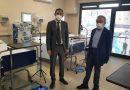 Sora, Villa Gioia: l'Associazione Malati di Reni in visita al nuovo reparto dei emodialisi