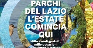 Parchi Regionali del Lazio, per l'estate oltre mille eventi gratuiti