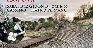 Cassino, Grossi: torna a vivere anche il teatro romano