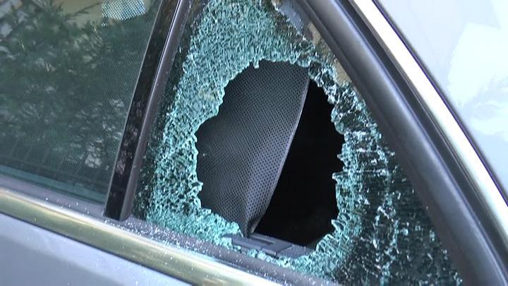 danni auto sosta