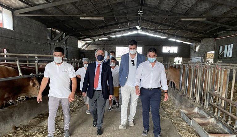 Anagni, Coldiretti: il sottosegretario al Mipaaf  in vista alle aziende del territorio