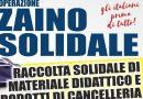 Frosinone, al via 'zaino solidale: l'iniziativa di FdI