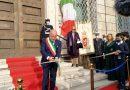 Frosinone, inaugurato il nuovo palazzo comunale