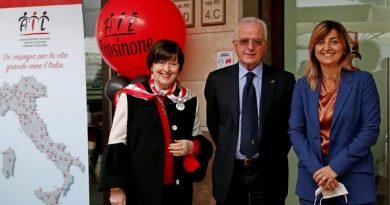 Ail Frosinone, una nuova sede per progetti a sostegno dei pazienti ematologici