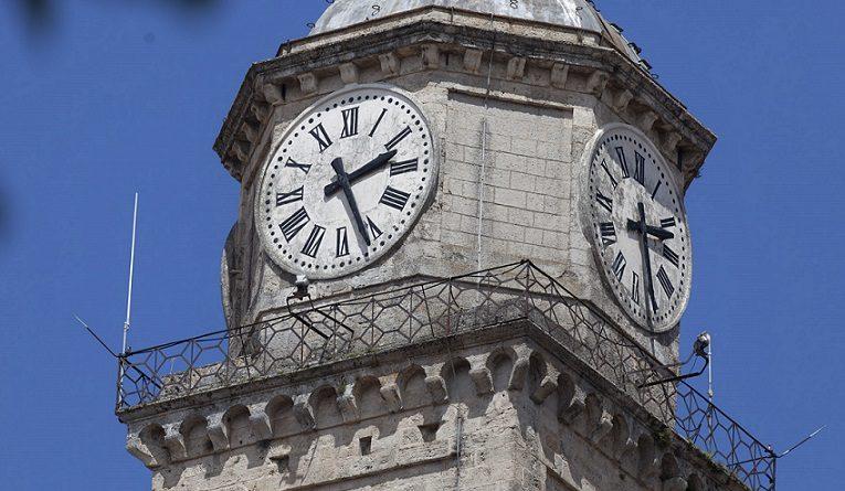 campanile santa maria
