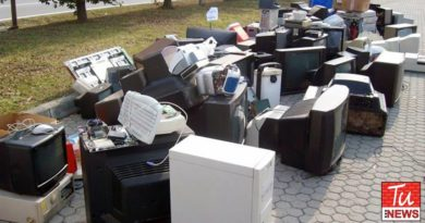 Ritiro rifiuti ingombranti Frosinone Ciociaria categoria Raee assessorato all'ambiente